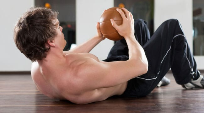 medicine-ball-strength-training-situps